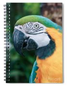 The Poetry Of Nature Spiral Notebook