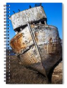 The Point Reyes Spiral Notebook