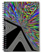 The Point Spiral Notebook