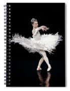The Poiwer Of Elegance Spiral Notebook