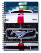 The Pony Spiral Notebook