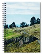 The Port Hills Spiral Notebook