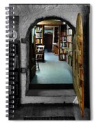 The Portal To Learning Spiral Notebook