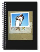The Post Card Home Spiral Notebook