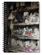 The Potter's Workshop Spiral Notebook