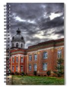 The Powerhouse Putnam County Court House Spiral Notebook