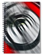 The Present Spiral Notebook