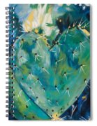 The Protected Heart Spiral Notebook