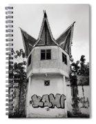 The Pudu Prison Spiral Notebook