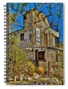 The Pueblo Spiral Notebook