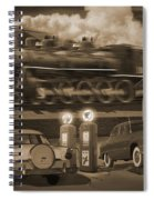 The Pumps 2 Spiral Notebook