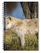The Pup Spiral Notebook