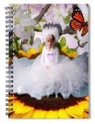 The Pure Of Heart Spiral Notebook
