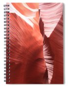 The Purple Passage Spiral Notebook
