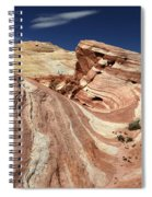 The Purple Wave 2 Spiral Notebook