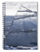 The Pyramid Spiral Notebook