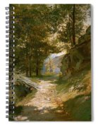 The Pyrenees Spiral Notebook