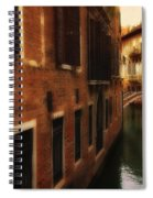 The Quiet Canal Spiral Notebook