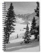 The Quiet Season Spiral Notebook