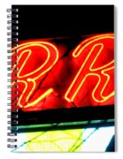 The R And R Spiral Notebook