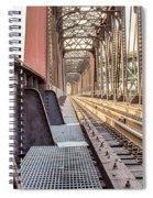 The Rails I Spiral Notebook