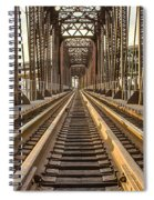The Rails II Spiral Notebook