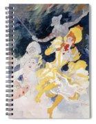 The Rainbow Spiral Notebook