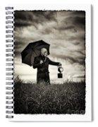 The Rainmaker Spiral Notebook