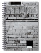 The Rajput Wall Spiral Notebook