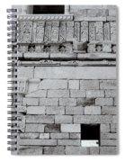 The Rajput Wall Spiral Notebook