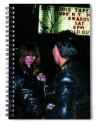 The Ramones 1988 Spiral Notebook