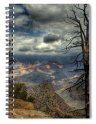 The Raven's Perch Spiral Notebook