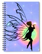 The Real Love Magic Spiral Notebook