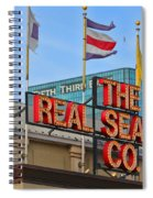 The Real Seafood Company 4201 Spiral Notebook