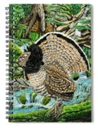The Real Thunder Bird  Spiral Notebook