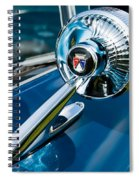 The Side View Mirror Spiral Notebook