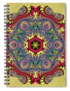 The Red Dragon Spiral Notebook