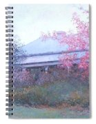The Red Maple Tree Spiral Notebook