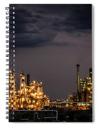 The Refinery Spiral Notebook