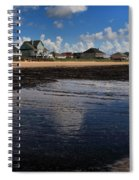 The Reflected Sky Spiral Notebook