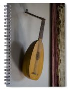 The Renaissance Lute Spiral Notebook