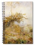 The Return From The Harvest Field Spiral Notebook