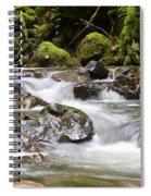 The Rhythm Method Spiral Notebook