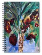 The Righteous Will Flourish Like The Date Palm Tree Spiral Notebook