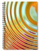 The Ripple Effect Spiral Notebook