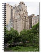The Ritz Carlton Central Park Spiral Notebook