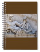 The Tiber Spiral Notebook