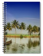 The River Man Spiral Notebook