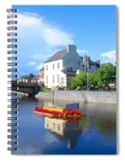 The River Nore Spiral Notebook