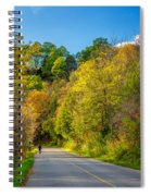 The River Road Spiral Notebook